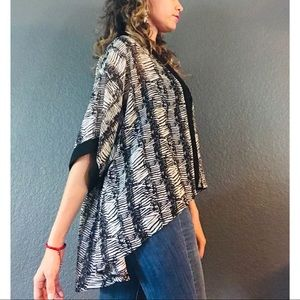 Poetry tunic one size